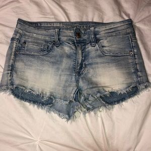 American Eagle Outfitters Low-rise Shorts